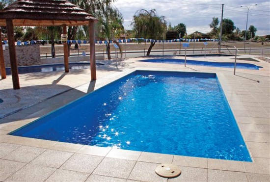 Build a garden guide pool landscaping designs perth for Pool show perth 2015
